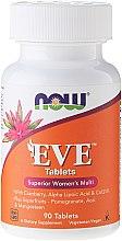 Kup Kompleks witamin w tabletkach dla kobiet - Now Foods Eve Tablets Superior Woman's Multi