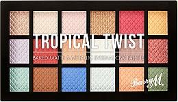 Kup Paleta cieni do powiek - Barry M Eyeshadow Palette Tropical Twist
