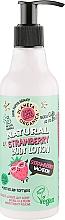 Kup Naturalny balsam do ciała Truskawka - Planeta Organica Skin Super Good Strawberry Vacation Natural Body Lotion