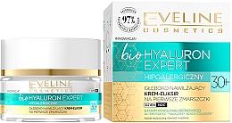 Kup Głęboko nawilżający krem-koncentrat na pierwsze zmarszczki 30+ - Eveline Cosmetics BioHyaluron Expert