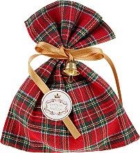 Kup Aromatyczny woreczek, szkocka krata, fiołek - Essencias De Portugal Tradition Charm Air Freshener