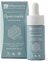 Kup Matujące bioaktywne serum do twarzy - La Saponaria Matte Effect Serum