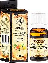Kup Kompleks naturalnych olejków eterycznych Zapach Walencji - Aromatika