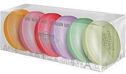 Kup Zestaw mydeł - Institut Karite Shea Soaps (soap/6x27g)