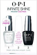 Kup Zestaw lakierów do paznokci - O.P.I Infinite Shine Duo Pack (polish/2*15/ml)