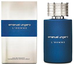 Kup Emanuel Ungaro L'Homme - Woda toaletowa