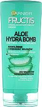 Kup Wzmacniająca odżywka do włosów odwodnionych - Garnier Fructis Aloe Hydra Bomb