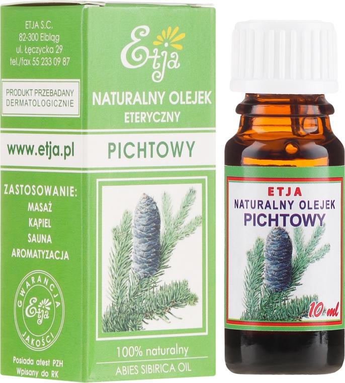 Naturalny olejek pichtowy - Etja Natural Oil