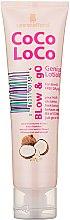 Kup Nawilżający balsam do włosów - Lee Stafford Coco Loco Blow & Go Genius Lotion