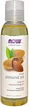 Kup Nawilżający olej ze słodkich migdałów - Now Foods Solutions Sweet Almond Oil
