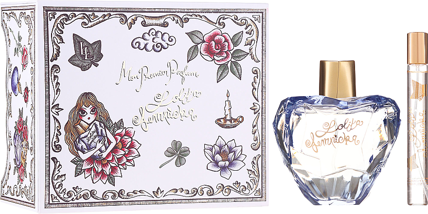 PRZECENA! Lolita Lempicka Mon Premier - Zestaw (edp 100 ml + edp 15 ml) * — фото N1