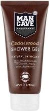Kup Perfumowany żel pod prysznic - Man Cave Cedarwood Shower Gel