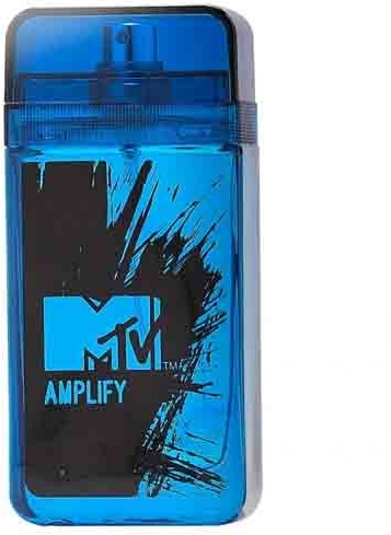 MTV Perfumes MTV Amplify - Woda toaletowa