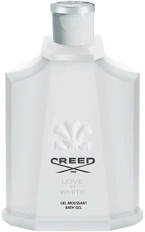 Creed Love in White - Żel pod prysznic — фото N1