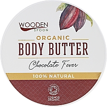 Kup Organiczne masło do ciała Czekoladowa gorączka - Wooden Spoon Chocolate Fever Body Butter