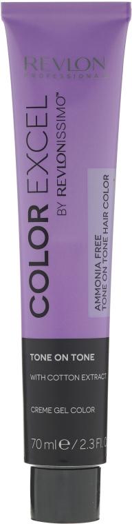 Farba do włosów - Revlon Professional Color Excel By Revlonissimo Tone On Tone — фото N3