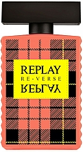 Kup Replay Signature Re-verse For Woman - Woda toaletowa (tester z nakrętką)