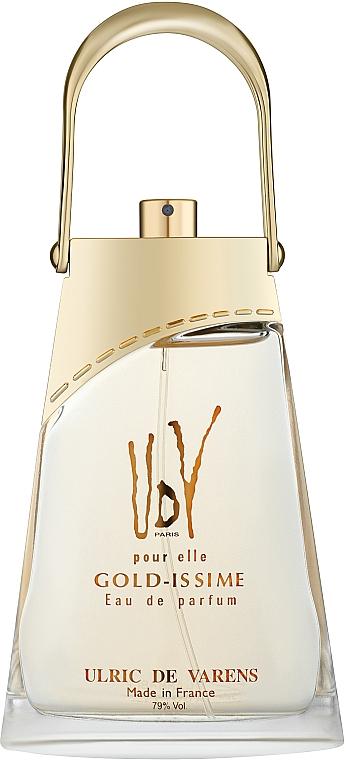 Ulric de Varens Gold Issime - Woda perfumowana