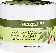 Kup Nawilżające masło do ciała do skóry suchej i normalnej - DermoFuture