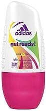Kup Antyperspirant w kulce - Adidas Anti-Perspirant Get Ready Cool & Care