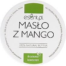 Kup Naturalne masło z mango 100% - Esent