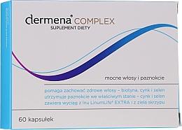 Kup Suplement diety Mocne włosy i paznokcie - Dermena Suplement Diety Complex