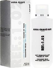 Kup Oczyszczające mleczko do twarzy i oczu - Aura Chaké Cleansing Milk Face & Eyes