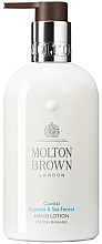 Kup Molton Brown Coastal Cypress & Sea Fennel - Balsam do rąk