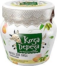 Kup Głęboko odżywiająca maska do twarzy z kozim mlekiem - Fitokosmetik Koza Dereza