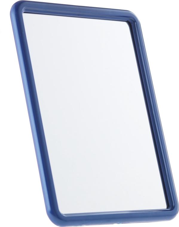Prostokątne lusterko Mirra-Flex, 14 x 19 cm, 9254, niebieskie - Donegal One Side Mirror — фото N1