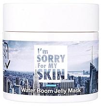 Kup Żelowa maska do twarzy na noc - Ultru I'm Sorry For My Skin Water Boom Jelly Mask
