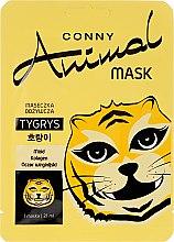 Kup Odżywcza maseczka na tkaninie do twarzy Tygrys - Conny Animal Essence Mask