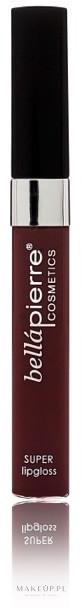 PRZECENA! Błyszczyk do ust - Bellápierre Cosmetics Super Gloss * — фото Raspberry