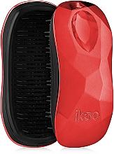 Kup PRZECENA! Szczotka do włosów - Ikoo Home Black Dragon Lady Red *
