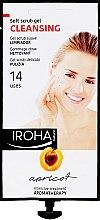 Kup Oczyszczający żel peelingujący Morela - Iroha Nature Cleansing Soft Scrub Gel Apricot