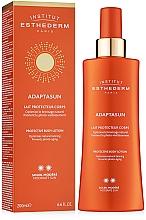 Kup PRZECENA! Perfumowane mleczko do opalania - Institut Esthederm Adaptasun Body Lotion Moderate Sun *