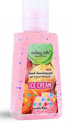 Antybakteryjny żel do rąk Lody - Rolling Hills Hand Cleansing Gel — фото N1