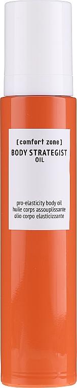 Wzmacniający olejek do ciała - Comfort Zone Body Strategist Oil — фото N3