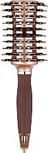 Kup Szczotka do włosów - Olivia Garden Nano Thermic Ceramic + Ion Contour Vent Combo Large