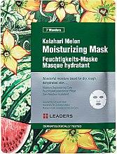 Kup Nawilżająca maska w płachcie do twarzy - Leaders 7 Wonders Kalahari Melon Moisturizing Mask