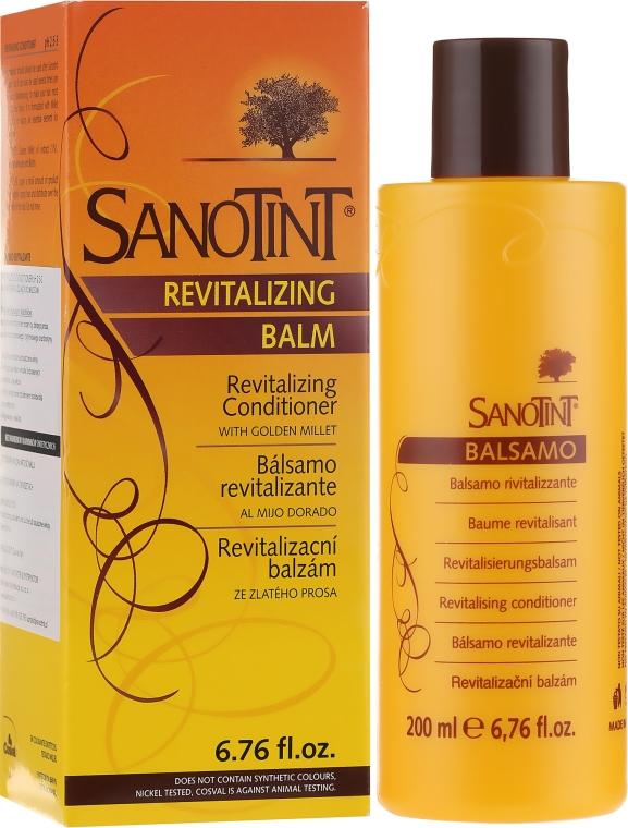 Restrukturyzujący balsam do włosów - SanoTint Restructuring Balm — фото N1