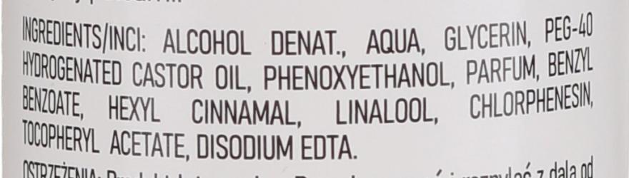 Antybakteryjny spray do higieny i pielęgnacji rąk o zapachu arbuza - Dermo Pharma — фото N3