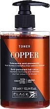 Kup Toner koloryzujący do włosów - Black Professional Line Crazy Toner