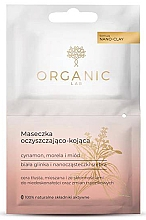 Kup Maseczka oczyszczająco-kojąca do twarzy - Organic Lab Cleansing And Soothing Mask Cinnamon Apricot And Honey