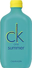 Kup Calvin Klein CK One Summer 2020 - Woda toaletowa
