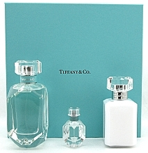 Kup Tiffany & Co Eau de parfum - Zestaw (edp/75ml + edp/5ml + b/lot/100ml)