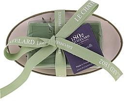 Kup Mydło z ceramiczną mydelniczką Oliwka - Le Chatelard 1802 Olive Soap