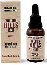 Kup Olejek do brody - Rolling Hills Men Beard Oil
