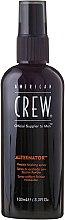 Kup Elastyczny spray do modelowania włosów dla mężczyzn - American Crew Alternator