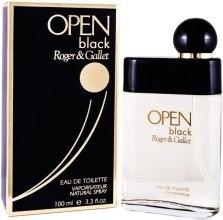 Kup Roger & Gallet Open Black - Woda toaletowa